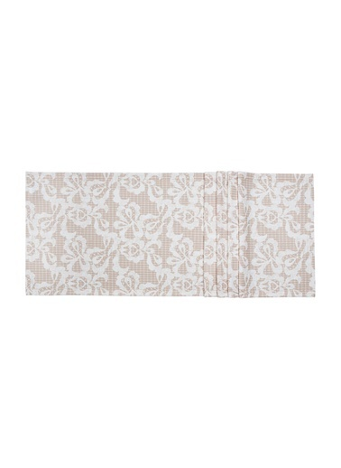 Hamur Runner 40X140 cm RN18 Antique Bej Bej
